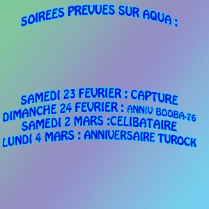 DATES-SOIREE